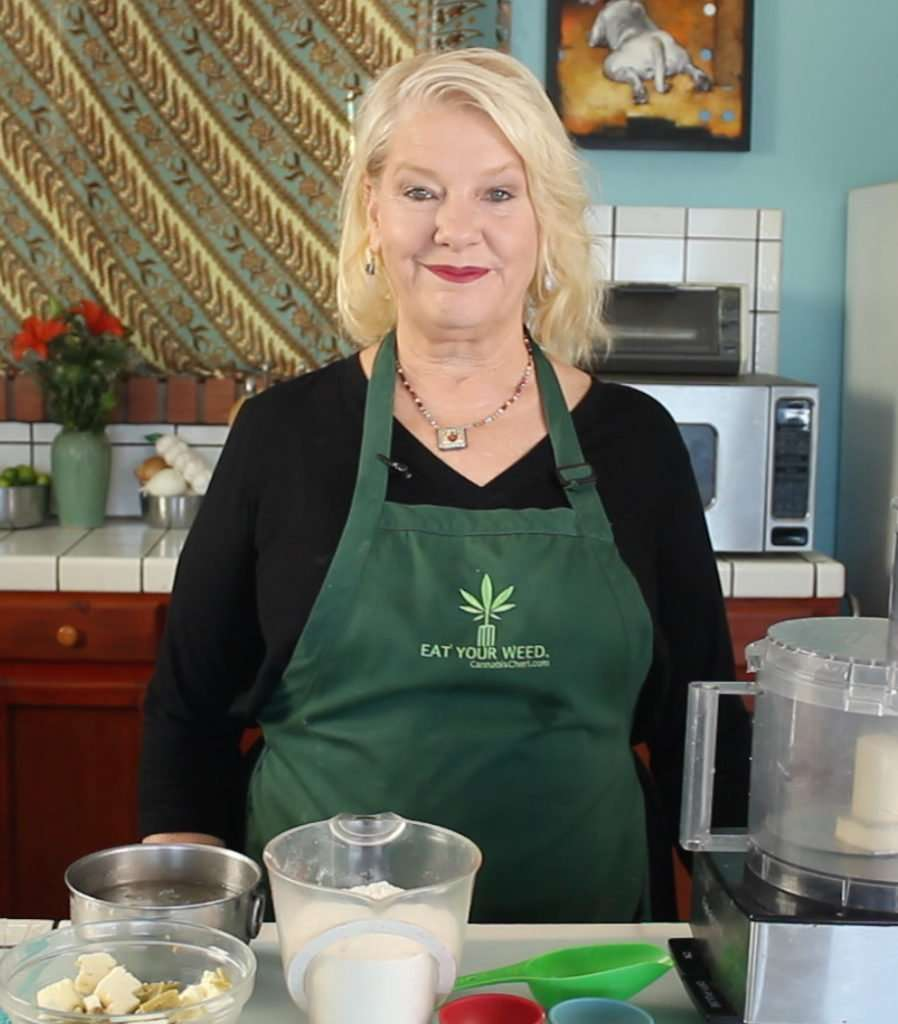 Cannabis Cheri Sicard - how to prepare marijuana for cooking