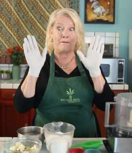 """Cannabis Cheri: Recipes for the Big Game; """"Creatures"""" Book Review"""