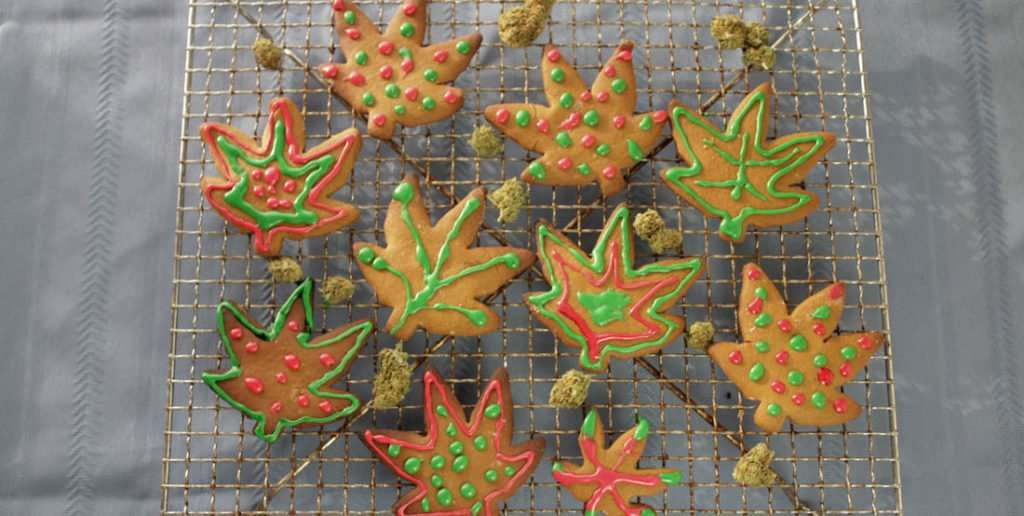 Marijuana Cookies: Ganja Gingerbread Cookies