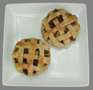 Lattice Crust Marijuana Apple Pie