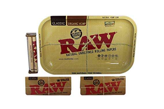 Raw Rolling Kit Bundle