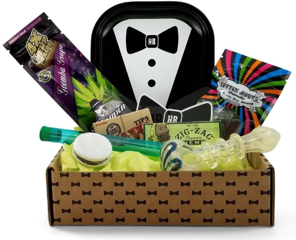 Hippie Butler Roller's Box