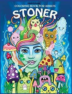 Stoner Coloring Books for Adults