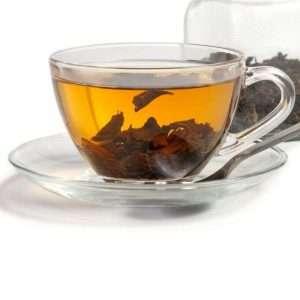 Cannabis Recipes - CBD Ginger Honey Tea