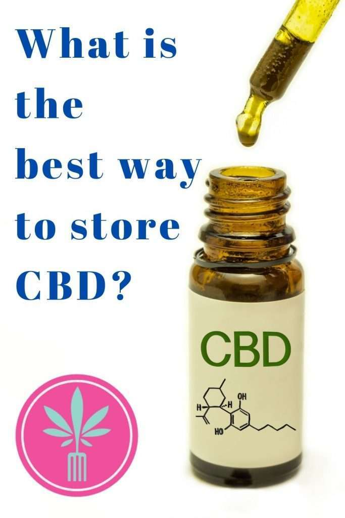 What is the shelf life of CBD and what is the best way to store CBD products?