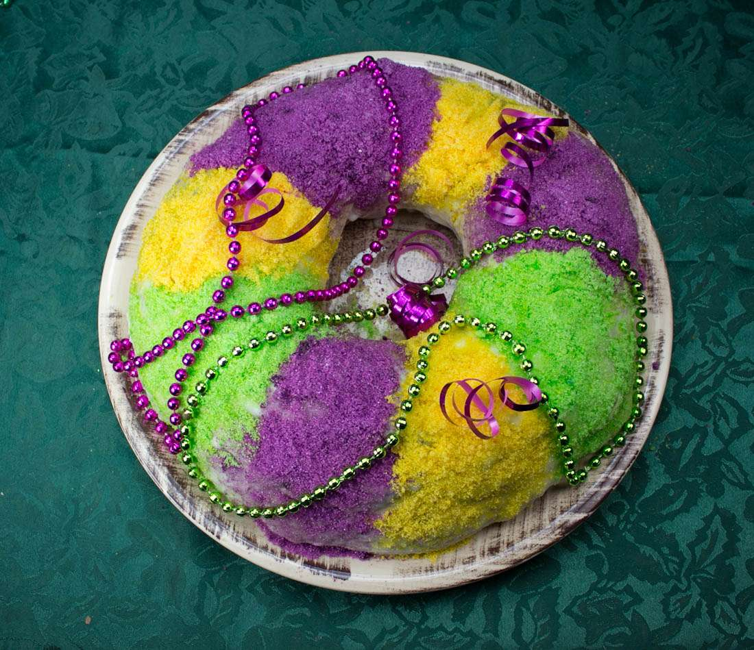 Marijuana Mardi Gras - Cannabis King Cake Recipe