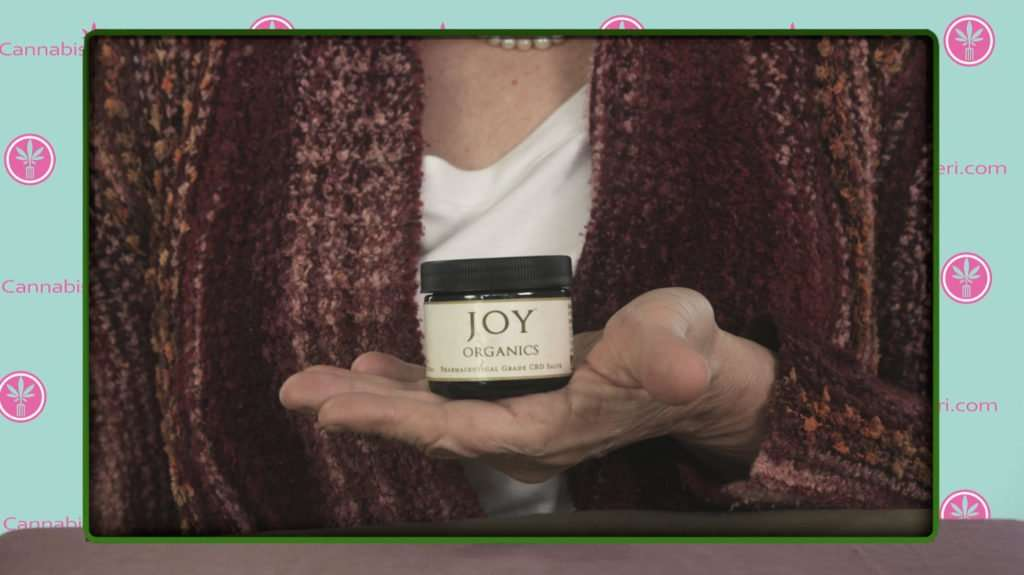 CBD Product Reviews - Joy Organics CBD Salve