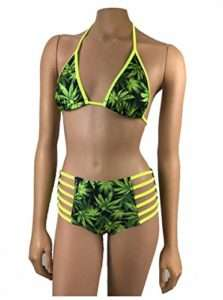Marijuana string bikini