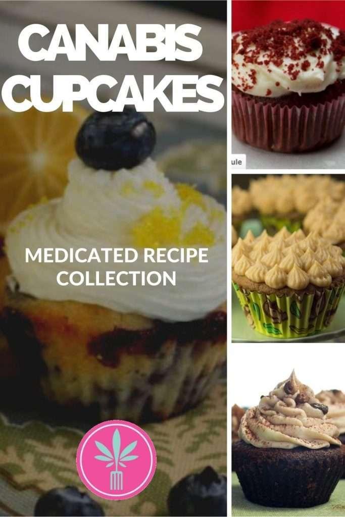Recipe collection of Marijuana Cupcakes