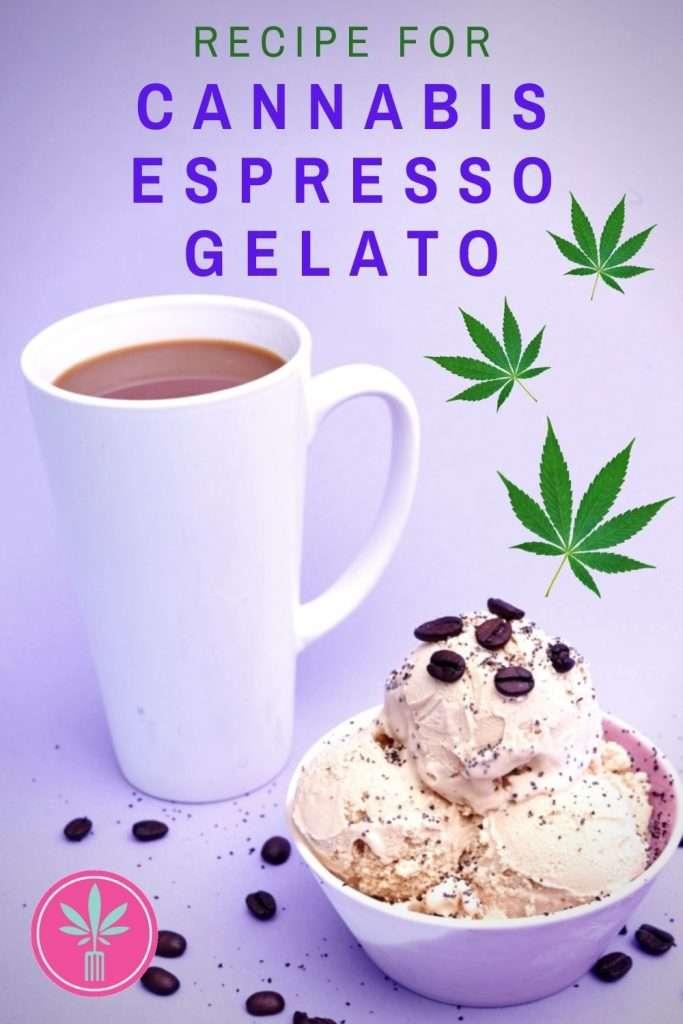 cannabis weed ice cream