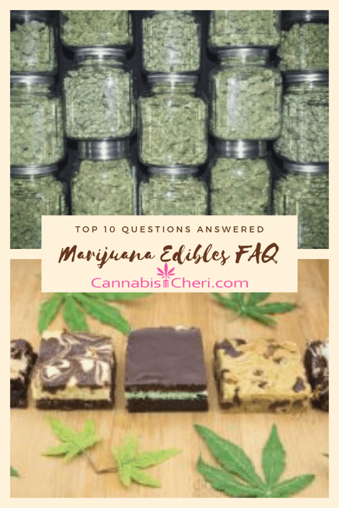 Cannabis Edibles FAQ – Top 10 Marijuana Edibles Questions