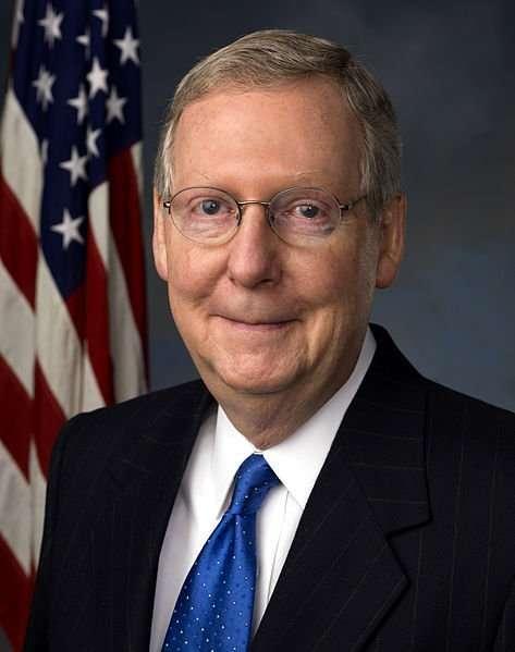 Senator Mitch McConell