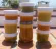 jars of marijuana infused healing salves