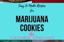 Pictures of Marijuana Infused Cookies