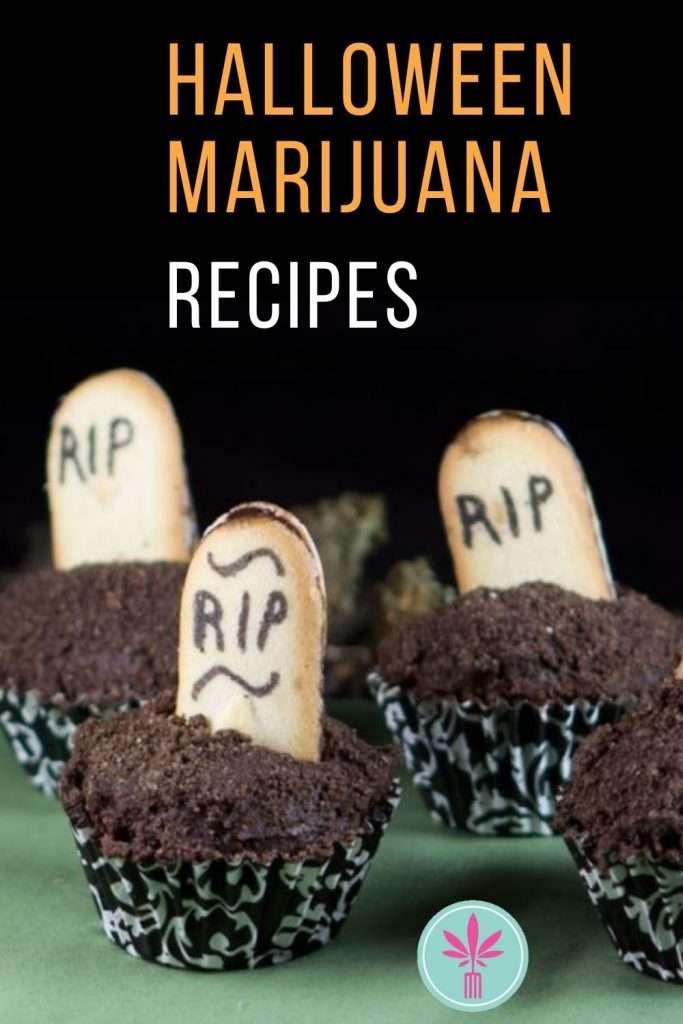 Pictures of marijuana infused halloween recipes