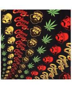 Cheech and Chong marijuana tablecoth