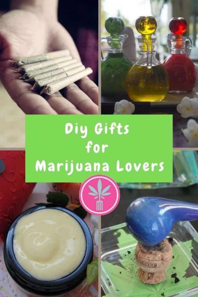 DIY Gifts for Marijuana Lovers
