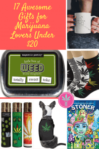 Great Gifts for Marijuana Lovers Under $20