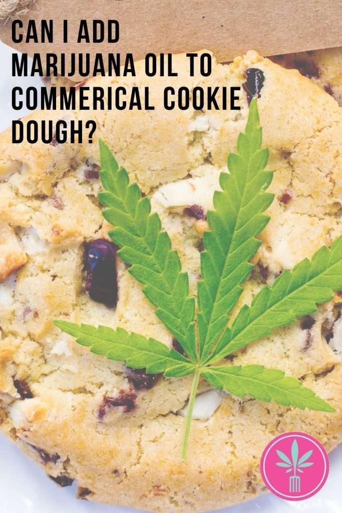 Marijuana Oil and Marijuana Cookies