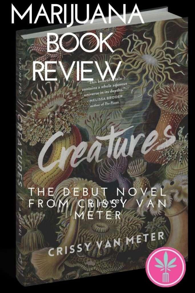 Book cover of Creatures by Crissy Van Meter
