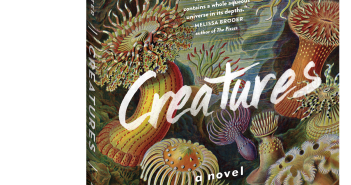 Book cover: Creatures by Crissy Van Meter