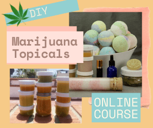 DIY Cannabis Topicals