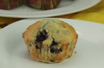Recipe for Quick and Easy Blueberry Marijuana Muffins