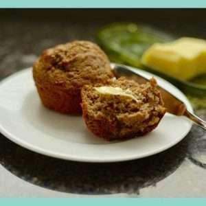 Cannabis Bran Muffins