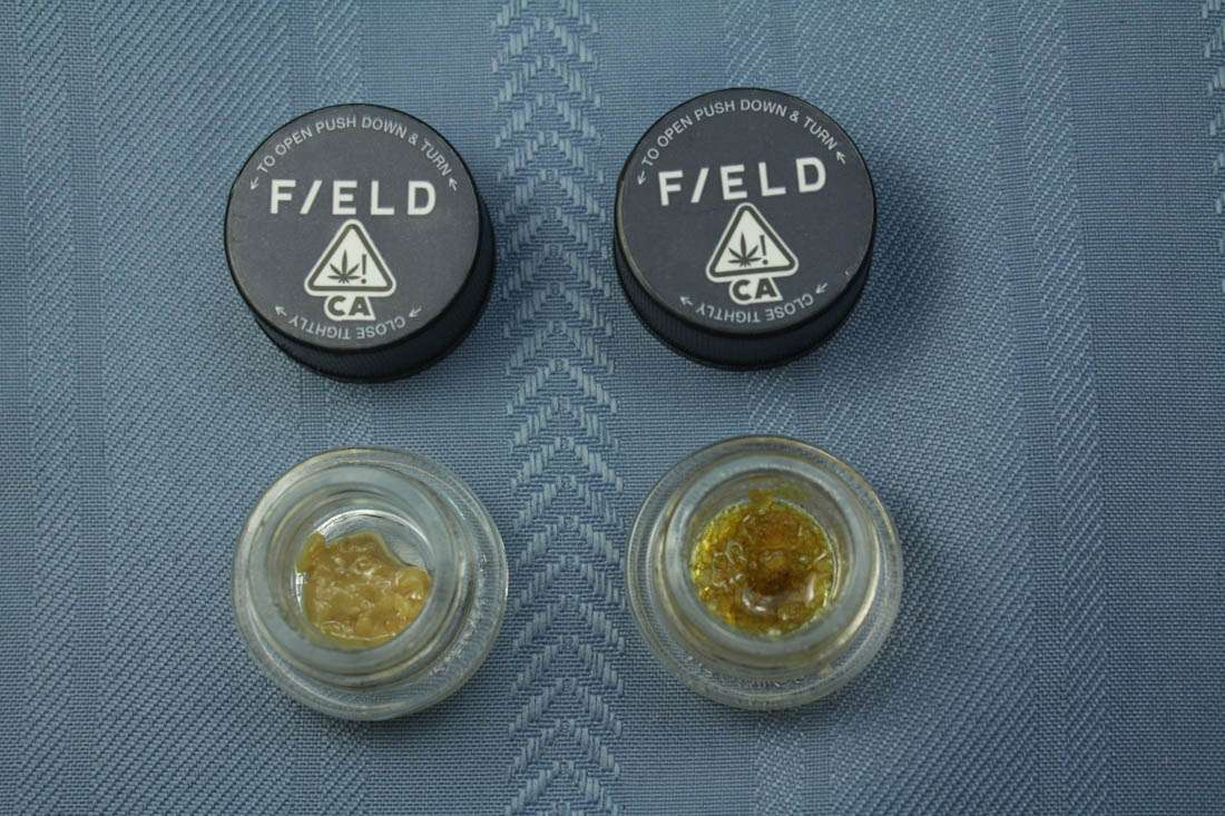 cannabis live rosin and cannabis live resin concentrates