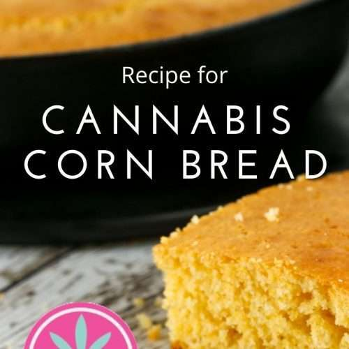 Cannabis Corn Bread