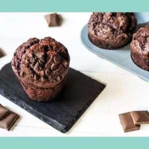 cannabis chocolate chocolate chip muffins